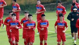 Có người nói rằng U22 Việt Nam là một bản sao của HAGL đang chơi tại V-League. Ảnh: Minh Hoàng