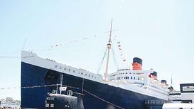Triển lãm ảnh Titanic  trên tàu Queen Mary