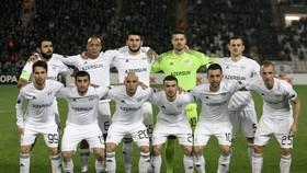 Qarabag có lần đầu tiên góp mặt tại vòng bảng Champions League