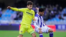 Sociedad (phải) và Villarreal hứa hẹn trận đấu cân bằng