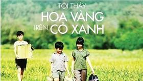 Phim Tôi thấy hoa vàng trên cỏ xanh được chọn trình chiếu tại  Tuần lễ phim ASEAN