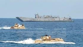 Tự do hàng hải trên biển Đông  là lợi ích tất cả các bên liên quan