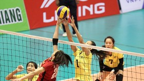 Siêu Cúp bóng chuyền Việt Nam 2017: Chạy đua lên đỉnh