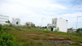 Một số khu đất ở được hình thành từ chính sách tách thửa  tại phường Long Trường (Quận 9)