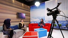Kênh truyền hình dành riêng cho phụ nữ Afghanistan