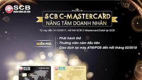 SCB C-Mastercard - Nâng tầm doanh nhân