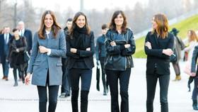 Pháp chống nạn bạo hành phụ nữ