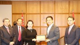 Việt Nam - Singapore mở rộng hợp tác nhiều lĩnh vực