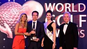 Ba Na Hills Golf Club nhận giải thưởng sân golf tốt nhất Châu Á do WGA trao tặng