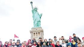 Nhiều tour đi Mỹ giá rẻ