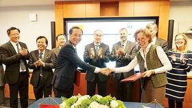 UBND TPHCM và IFC ký kết bản ghi nhớ về  cải thiện và mở rộng cơ sở hạ tầng của TPHCM