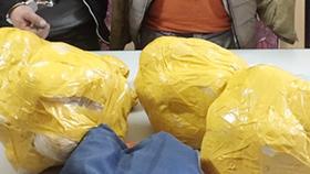 Phá vụ vận chuyển 20kg thuốc phiện, 3.000 viên ma túy