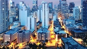 Thành phố Manila của  Philippines