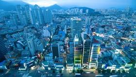 Hàn Quốc quyết định xây dựng thử nghiệm 2 thành phố Sejong và Busan thành các thành phố thông minh - Ảnh: KOBIZ MEDIA