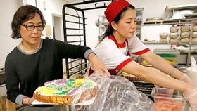 Tiệm bánh Việt được vinh danh ở Mỹ