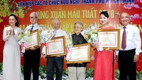 Phong phú hoạt động đối ngoại nhân dân TPHCM