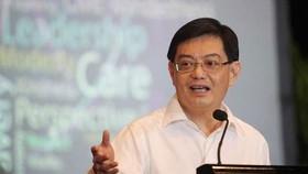 Bộ trưởng Tài chính Singapore, ông Heng Swee Keat. (Nguồn: straitstimes.com)