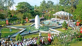 Đồng Tháp: Hơn 50.000 lượt khách đến tham quan Khu di tích Nguyễn Sinh Sắc