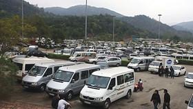 Tăng cường kiểm soát hoạt động vận tải đến khu vực lễ hội