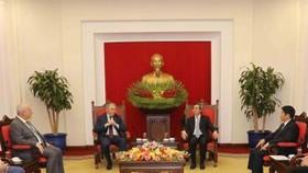 Đoàn đại biểu Đảng Cộng sản Liên bang Nga thăm và làm việc tại Việt Nam
