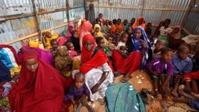 Nạn đói hoành hành Somalia. (Nguồn: Telegraph)