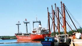Cảng Kỳ Hà thuộc Khu Kinh tế mở Chu Lai (Quảng Nam)