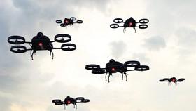 Quan ngại tội phạm sử dụng drone