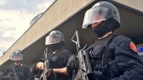 Lực lượng cảnh sát chống khủng bố Italia. (Nguồn: SOFREP)