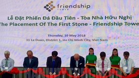 Khởi công xây dựng Tòa nhà hữu nghị Việt Nam - Slovakia