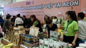 Tăng cường xuất khẩu hàng Việt qua hệ thống phân phối