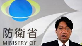 Bộ trưởng Quốc phòng Nhật Bản Itsunori Onodera – Ảnh: REUTERS