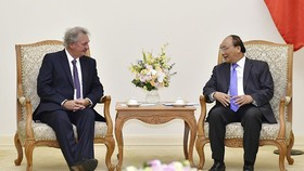 Thủ tướng đánh giá cao vị trí nhà đầu tư của Luxembourg tại Việt Nam