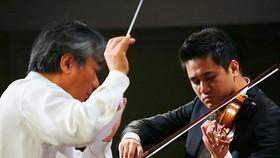 Nghệ sĩ violin Bùi Công Duy