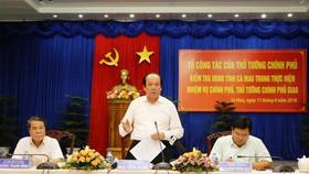 Cần Thơ và Cà Mau còn nợ Thủ tướng hàng chục nhiệm vụ
