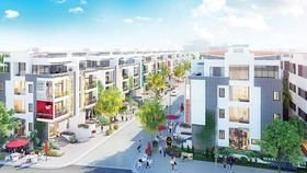 """Mãn nhãn với không gian sống xanh  tại """"khu phố nhà giàu"""" ở Hà Nội"""