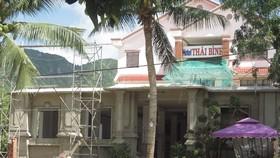 """Phản hồi về loạt bài """"Sóng ngầm"""" ở Côn Đảo:  Chuyển hồ sơ cho cơ quan điều tra"""