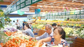 Sản phẩm rau củ quả của Lâm Đồng được tiêu thụ tại nhiều tỉnh, thành  trong cả nước