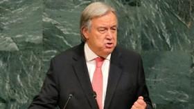 Tổng Thư ký LHQ Antonio Guterres (Ảnh: Reuters)