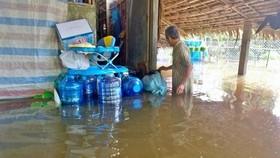 Ngập lụt đô thị Cần Thơ do đê bao khép kín ở thượng nguồn