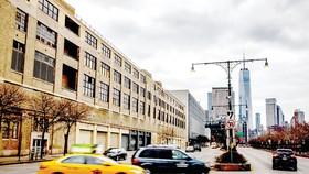 Tòa nhà St. John's Terminal - địa điểm Google xây dựng khu tổ hợp ở Washington Street