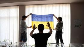 Ukraine khởi động chiến dịch tranh cử tổng thống