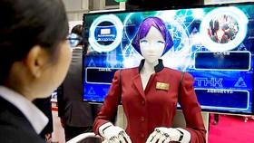 Nhật Bản triển khai robot đón khách tại ga điện ngầm Tokyo
