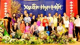 Mang tết Việt đến Đông Phi