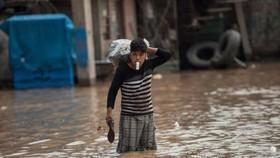 Mưa lớn là thiên tai thường xuyên xảy ra tại Peru. (Nguồn: Latest gla news)