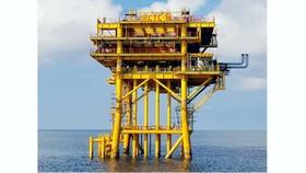 Thu hoạch hơn 1.200 tấn dầu mỗi ngày từ mỏ Cá Tầm