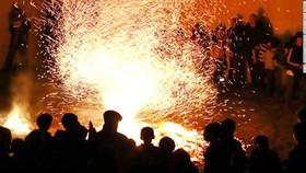 Vùng Vịnh đón năm mới