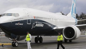 Boeing giảm sản xuất máy bay 737 MAX