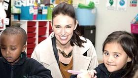 Hành động đẹp của Thủ tướng New Zealand