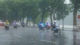 Hà Tĩnh có cơn mưa vàng giải nhiệt