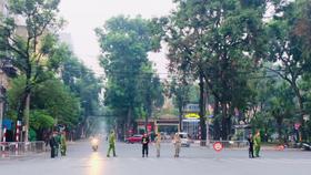 Điều chỉnh giao thông một số tuyến đường